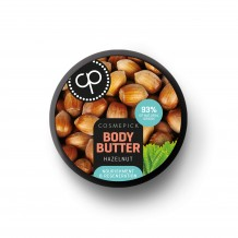 BODY BUTTER, HAZELNUT, 200 ml