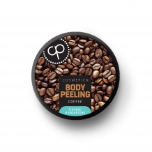 BODY PEELING, COFFEE, 200 ml