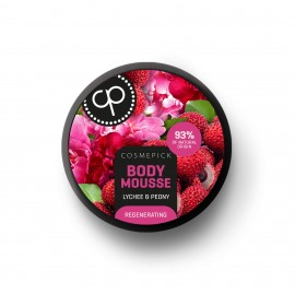 BODY MOUSSE, LYCHEE &...